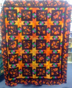 Quilt: Feb/Mar 2013 – Garden Maze - Quilt Magazine | Quilt